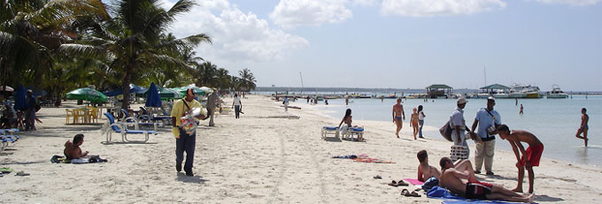Visiting Boca Chica beach and shops Trip 2 Visit com